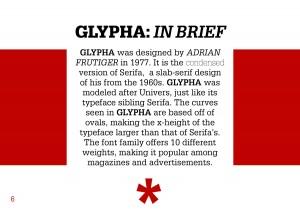 Jimenez - Glypha Type Specimen6